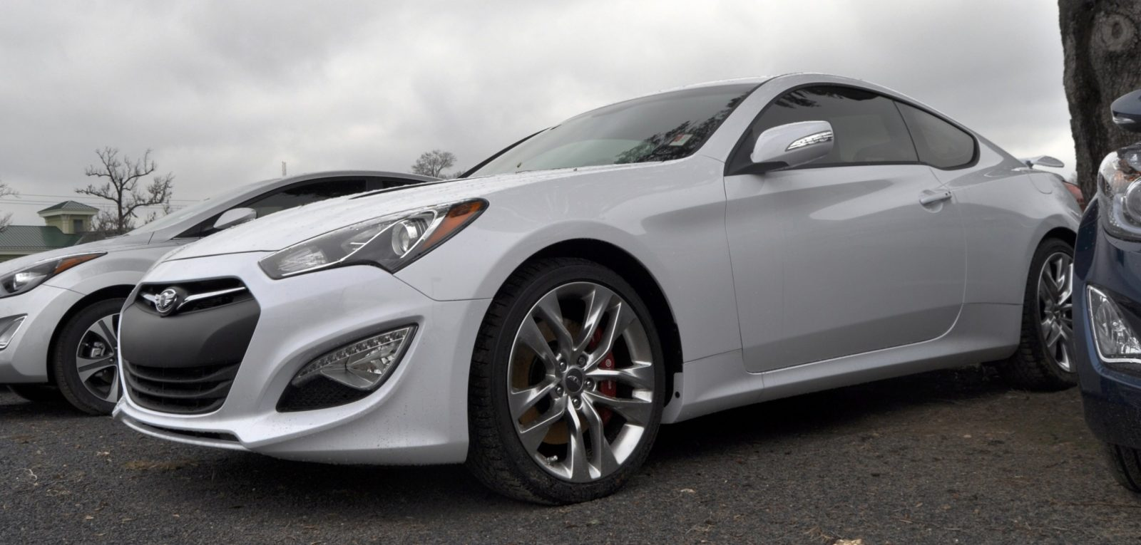 hyundai genesis coupe 3 8 track pack 6. Black Bedroom Furniture Sets. Home Design Ideas