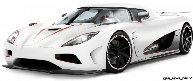 Koenigsegg Agera R Adds 240HP for Potential 280MPH Vmax of Generva-bound One1 Edition21