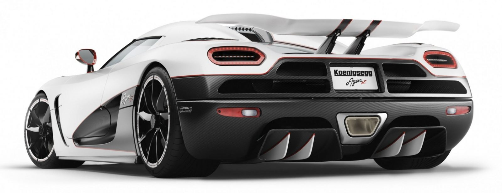 Koenigsegg Agera R Adds 240HP for Potential 280MPH Vmax of Generva-bound One1 Edition22