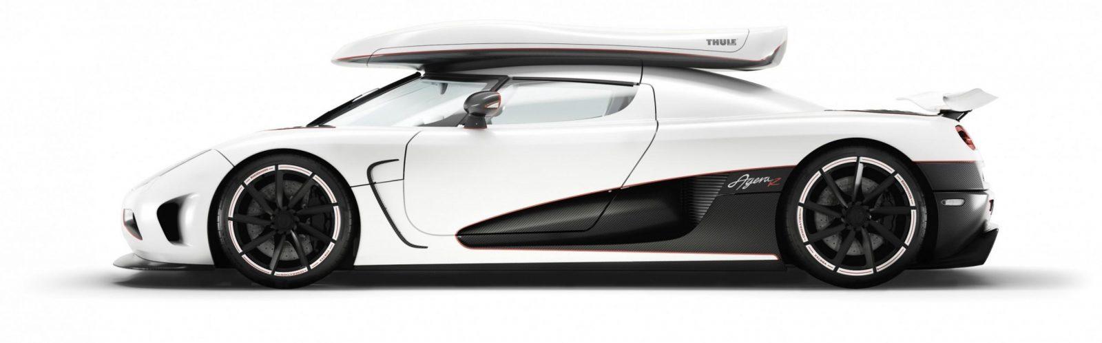 Koenigsegg Agera R Adds 240HP for Potential 280MPH Vmax of Generva-bound One1 Edition24