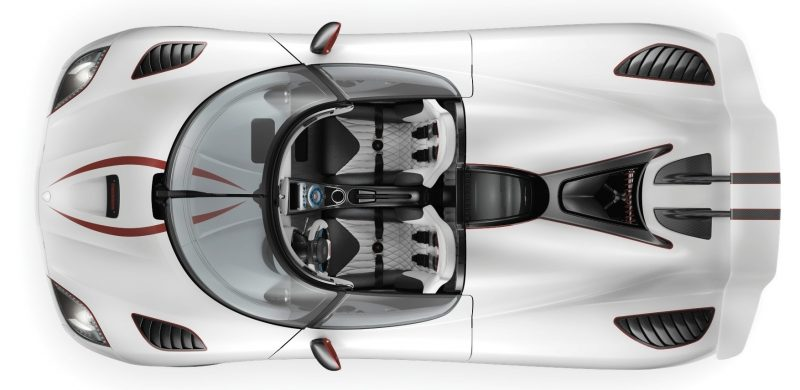 Koenigsegg Agera R Adds 240HP for Potential 280MPH Vmax of Generva-bound One1 Edition25