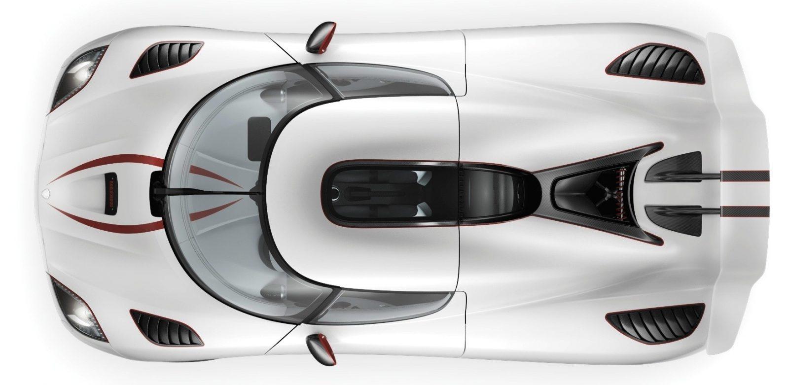 Koenigsegg Agera R Adds 240HP for Potential 280MPH Vmax of Generva-bound One1 Edition26