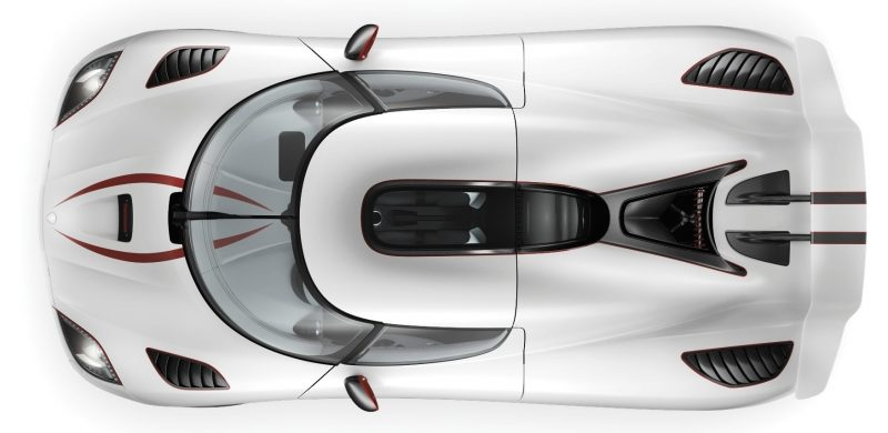 Koenigsegg Agera R Adds 240HP for Potential 280MPH Vmax of Generva-bound One1 Edition26
