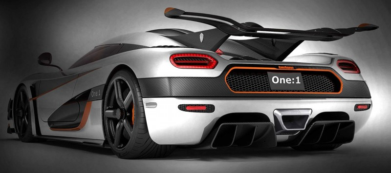 Koenigsegg Agera R Adds 240HP for Potential 280MPH Vmax of Generva-bound One1 Edition27