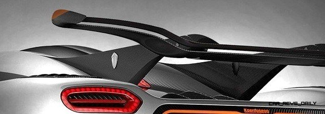 Koenigsegg Agera R Adds 240HP for Potential 280MPH Vmax of Generva-bound One1 Edition27-crop2