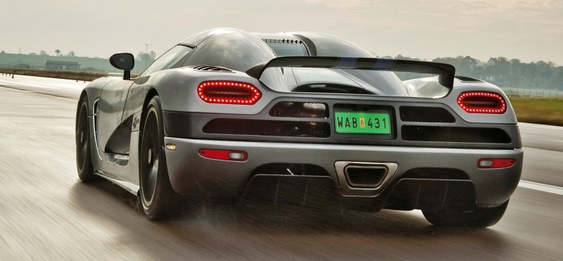Koenigsegg Agera R Adds 240HP for Potential 280MPH Vmax of Generva-bound One1 Edition3