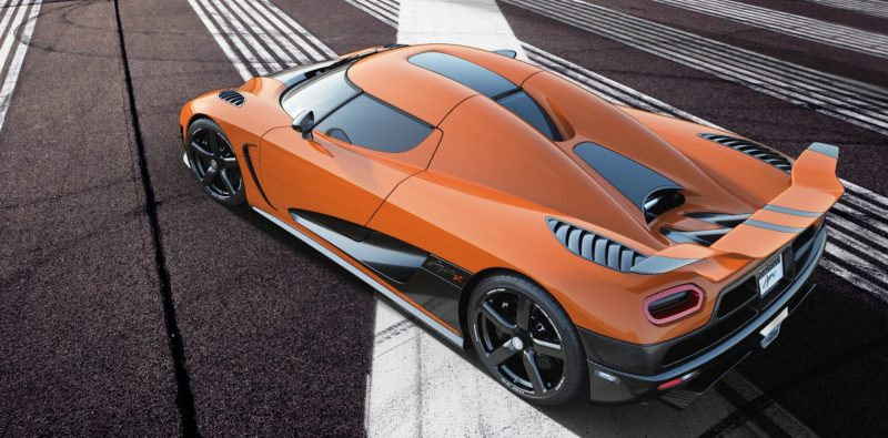 Koenigsegg Agera R Adds 240HP for Potential 280MPH Vmax of Generva-bound One1 Edition30
