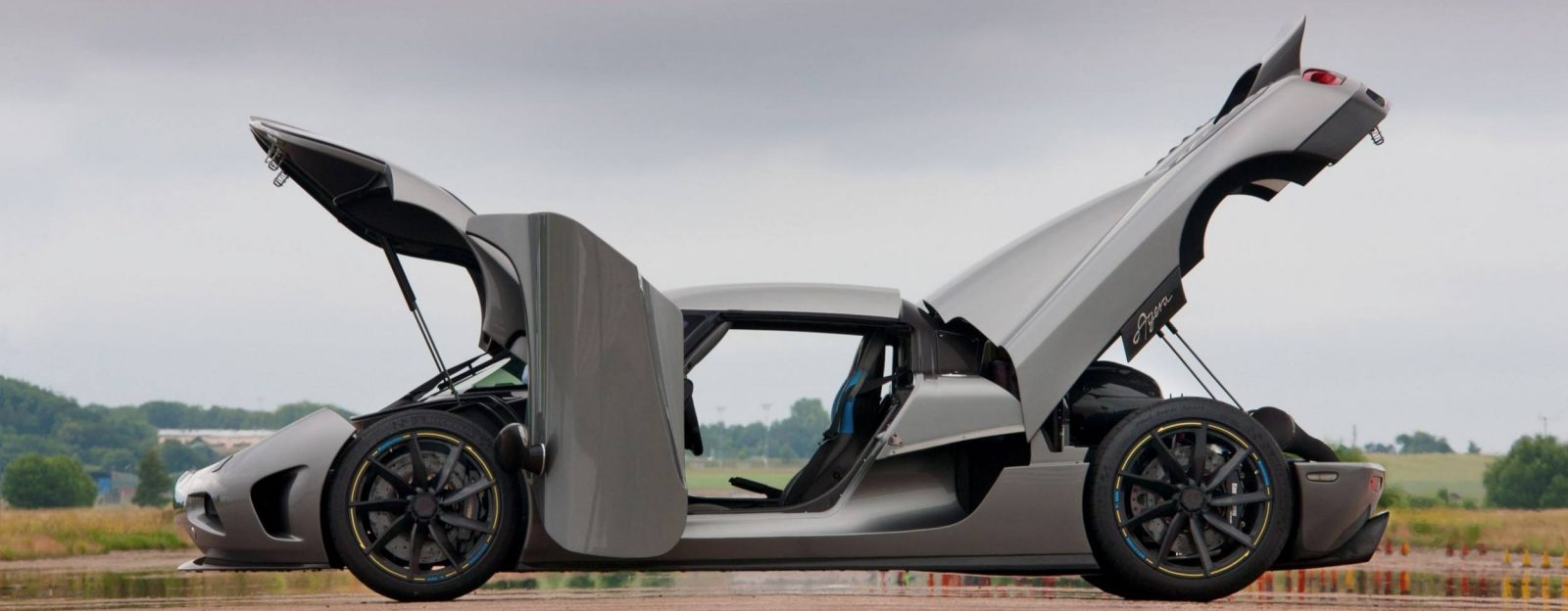 Koenigsegg Agera R Adds 240HP for Potential 280MPH Vmax of Generva-bound One1 Edition5