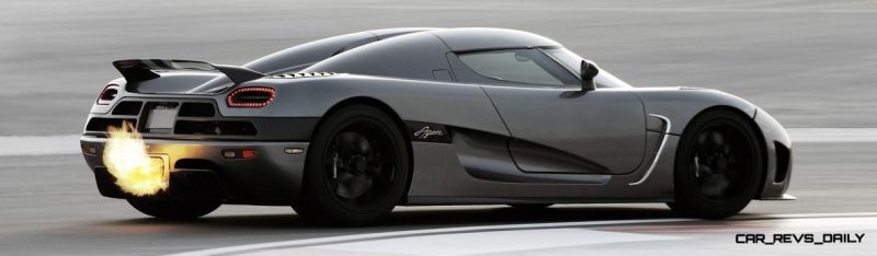 Koenigsegg Agera R Adds 240HP for Potential 280MPH Vmax of Generva-bound One1 Edition7