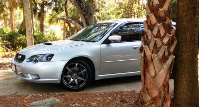 My Car In Detailed Turntable Animations + 30 Photos -- 2006 Subaru Legacy GT Limited 2