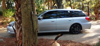 My Car In Detailed Turntable Animations + 30 Photos -- 2006 Subaru Legacy GT Limited  26