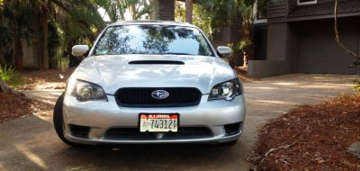 My Car In Detailed Turntable Animations + 30 Photos -- 2006 Subaru Legacy GT Limited  6