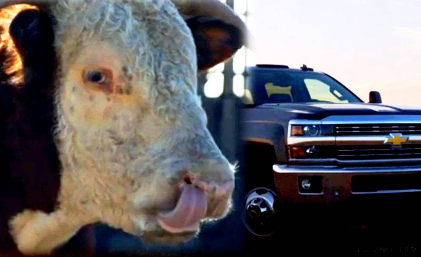 My Favorite SuperBowl Commercial - 2015 Silverado HD