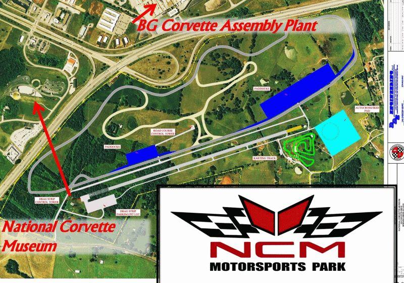NCM Motorsports Park Animated GIF