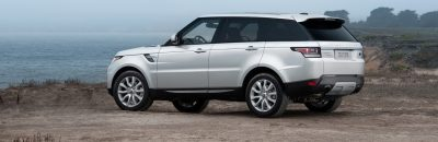 New Range Rover Sport HSE in 30 Fake-Life Photos 2