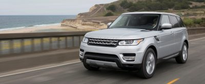 New Range Rover Sport HSE in 30 Fake-Life Photos 24