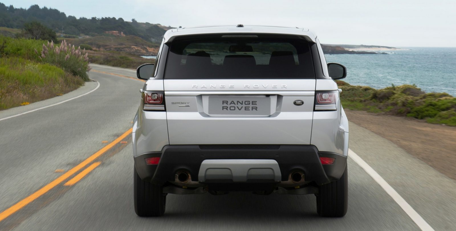 New Range Rover Sport HSE in 30 Fake-Life Photos 26