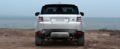 New Range Rover Sport HSE in 30 Fake-Life Photos 5