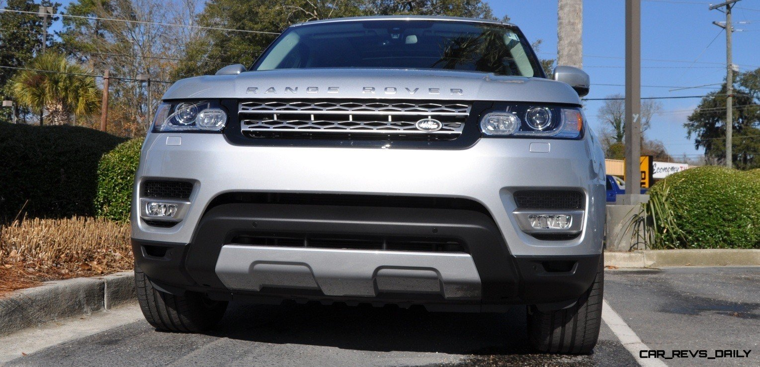 New Range Rover Sport HSE in 30 Real-Life Photos 5