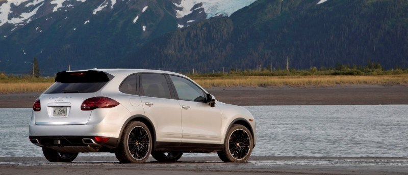 New-for-2014 Porsche Cayenne Turbo S -- Leads 8-Strong Line -- Pricing and Style Comparisons by Trim  1