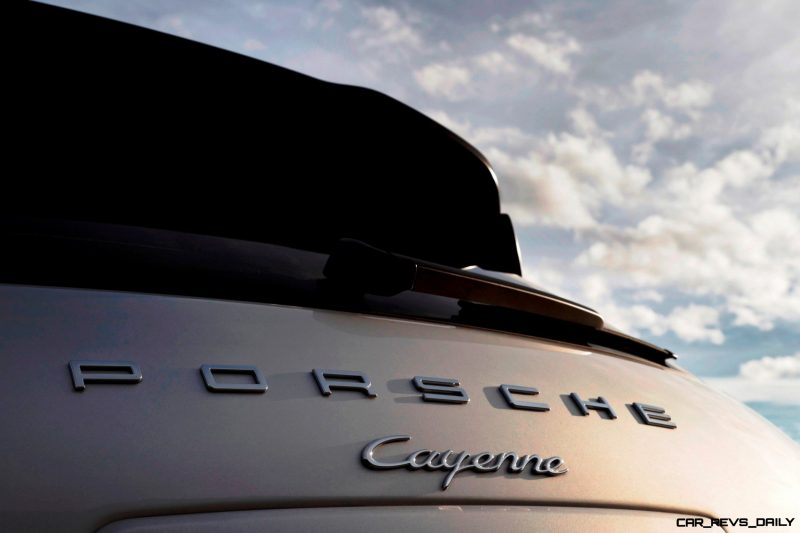 New-for-2014 Porsche Cayenne Turbo S -- Leads 8-Strong Line -- Pricing and Style Comparisons by Trim  20