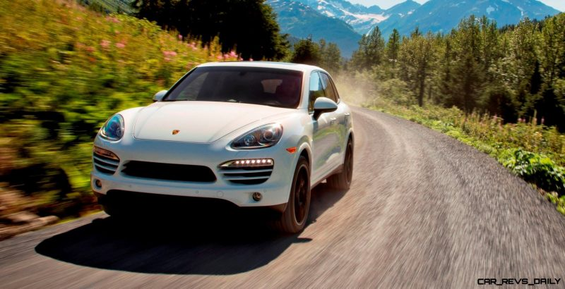 New-for-2014 Porsche Cayenne Turbo S -- Leads 8-Strong Line -- Pricing and Style Comparisons by Trim  22