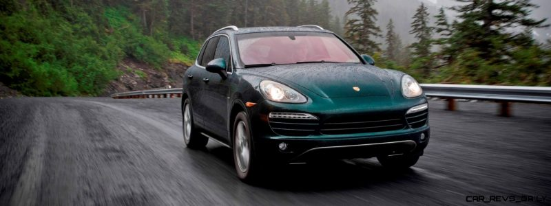 New-for-2014 Porsche Cayenne Turbo S -- Leads 8-Strong Line -- Pricing and Style Comparisons by Trim  3