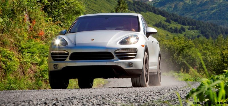 New-for-2014 Porsche Cayenne Turbo S -- Leads 8-Strong Line -- Pricing and Style Comparisons by Trim 8