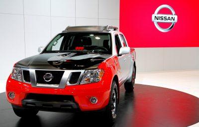 Nissan Frontier Diesel Runner Powered by Cummins