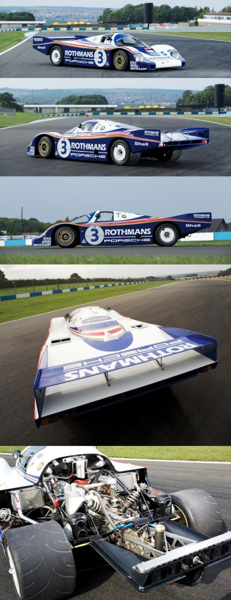 RM Auctions Paris Feb 2014 - 1982 Porsche 956 Group C Sports-Prototype 1-vert