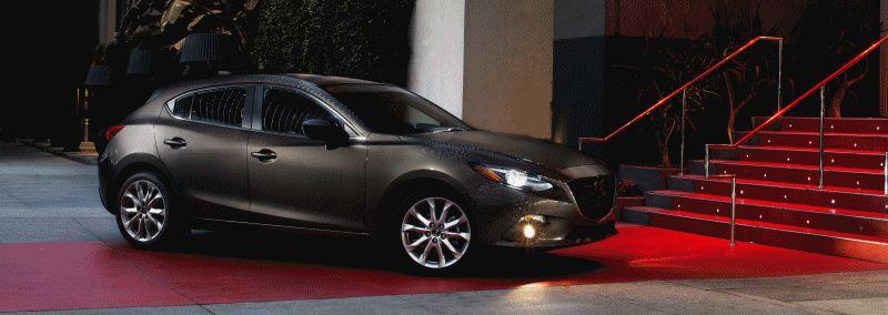 Real-Life 5-Door GIF - 2014 Mazda3