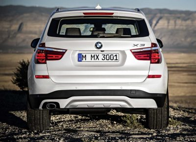 Swanky 2015 BMW X3 xLine Debuts In Chicago Ahead of Spring 2014 Arrival In U