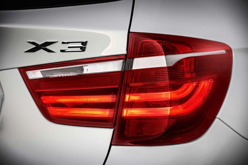Swanky 2015 BMW X3 xLine Debuts In Chicago Ahead of Spring 2014 Arrival In U.S. Showrooms 25
