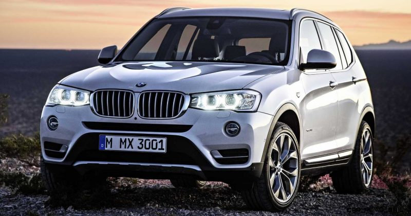Swanky 2015 BMW X3 xLine Debuts In Chicago Ahead of Spring 2014 Arrival In U.S. Showrooms 28