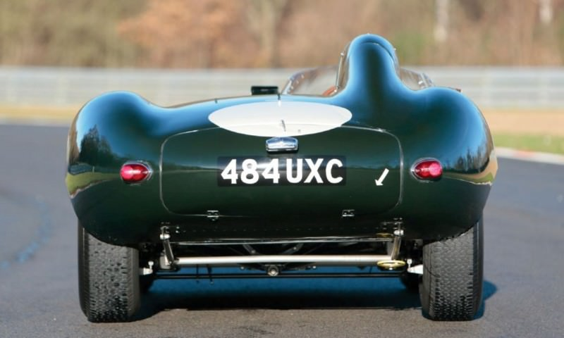 Swoopy 1955 D-type JAGUAR Tops All Comers with $5M Total in Fabulous RM Auctions Paris Gala 4
