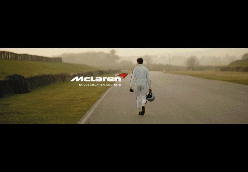 The Bruce McLaren Origin Story GIF