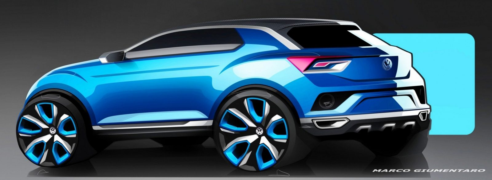 VW T-ROC -- A High-Tech Jeep Wrangler for the Digital Age -- Hot Style -- Real 4WD -- Removable Roof Panels 4