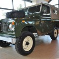 Video Walk-around and Photos - Near-Mint 1969 Land Rover Series II Defender at Baker LR in CHarleston 14