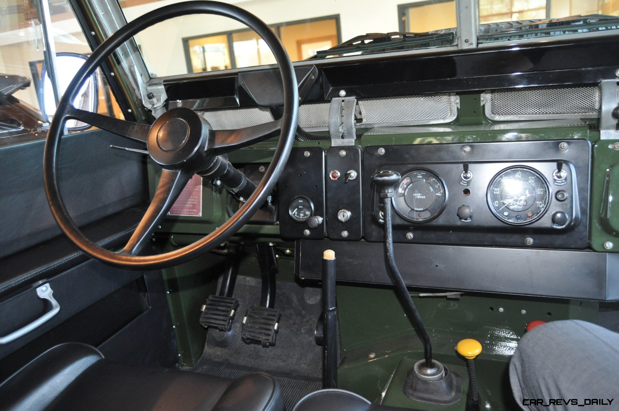 Land Rover For Sale Near Me >> Video Walk-around and Photos - Near-Mint 1969 Land Rover ...