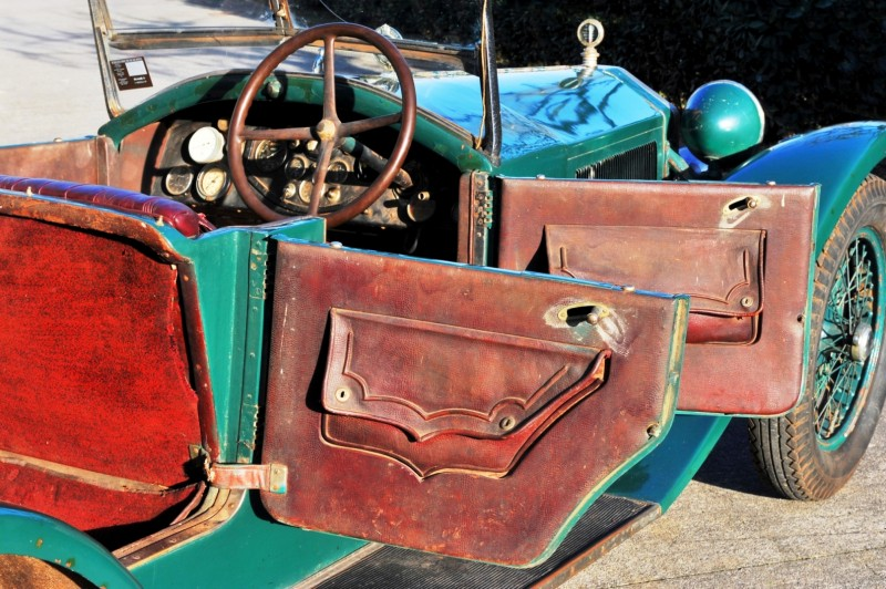 Wealth Dreams -- 1930 Lancia Lambda 8 Sports Tourer Seeks New Home -- My Home 10
