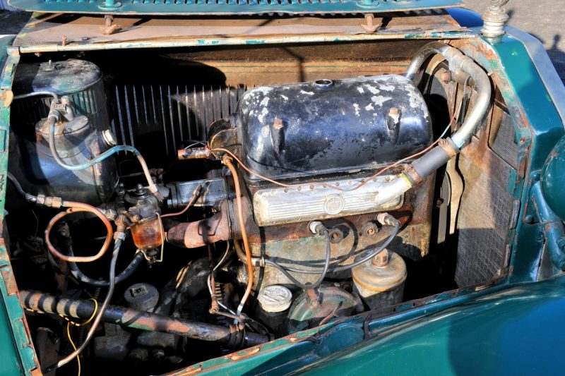 Wealth Dreams -- 1930 Lancia Lambda 8 Sports Tourer Seeks New Home -- My Home 3