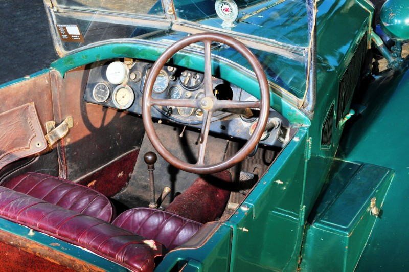 Wealth Dreams -- 1930 Lancia Lambda 8 Sports Tourer Seeks New Home -- My Home 4