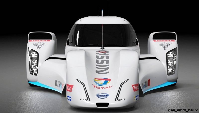 Lucas Ordóñez to Race Nissan ZEOD RC at Le Mans