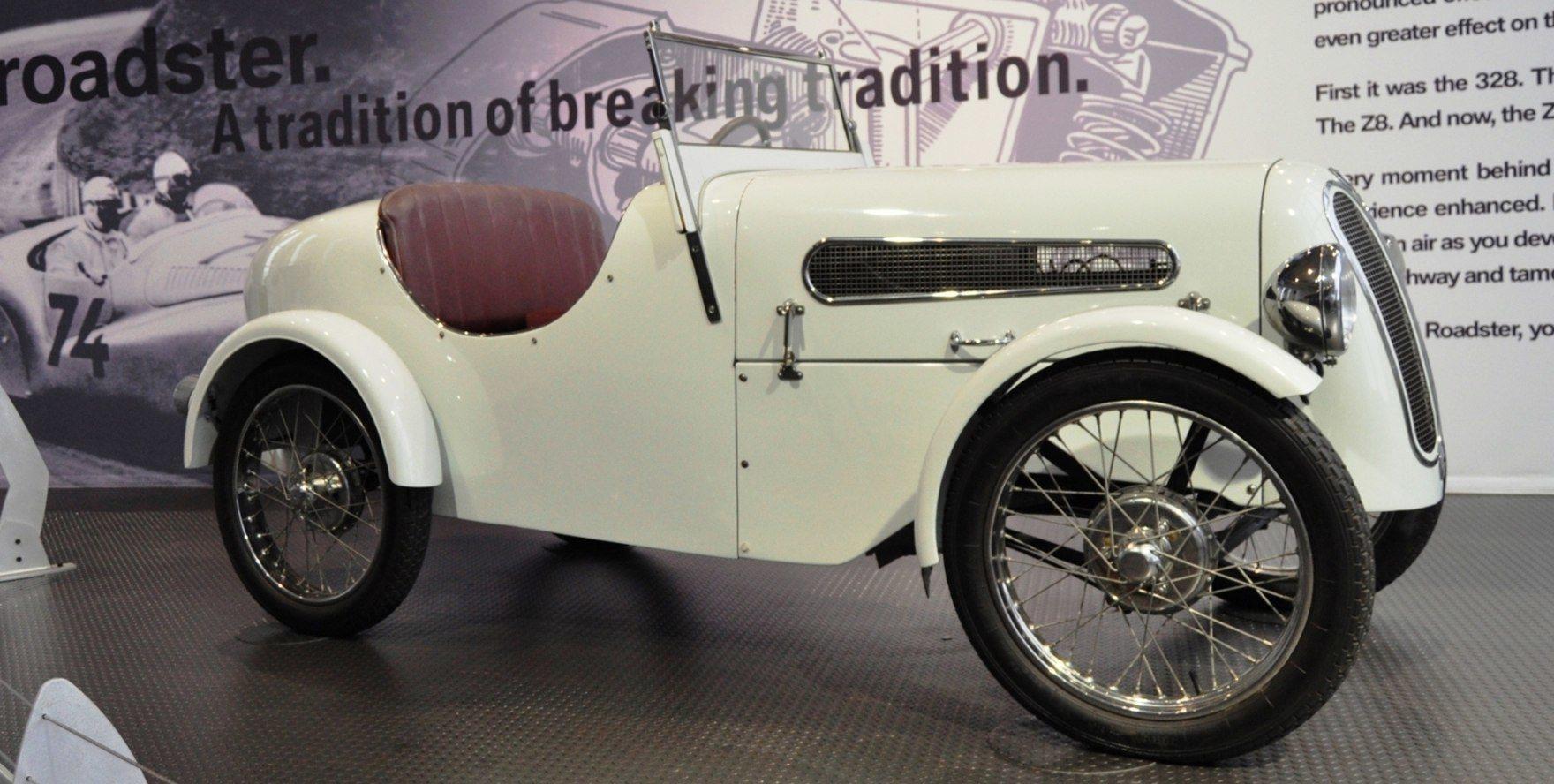 1928 Bmw Dixi Roadster Zentrum Museum