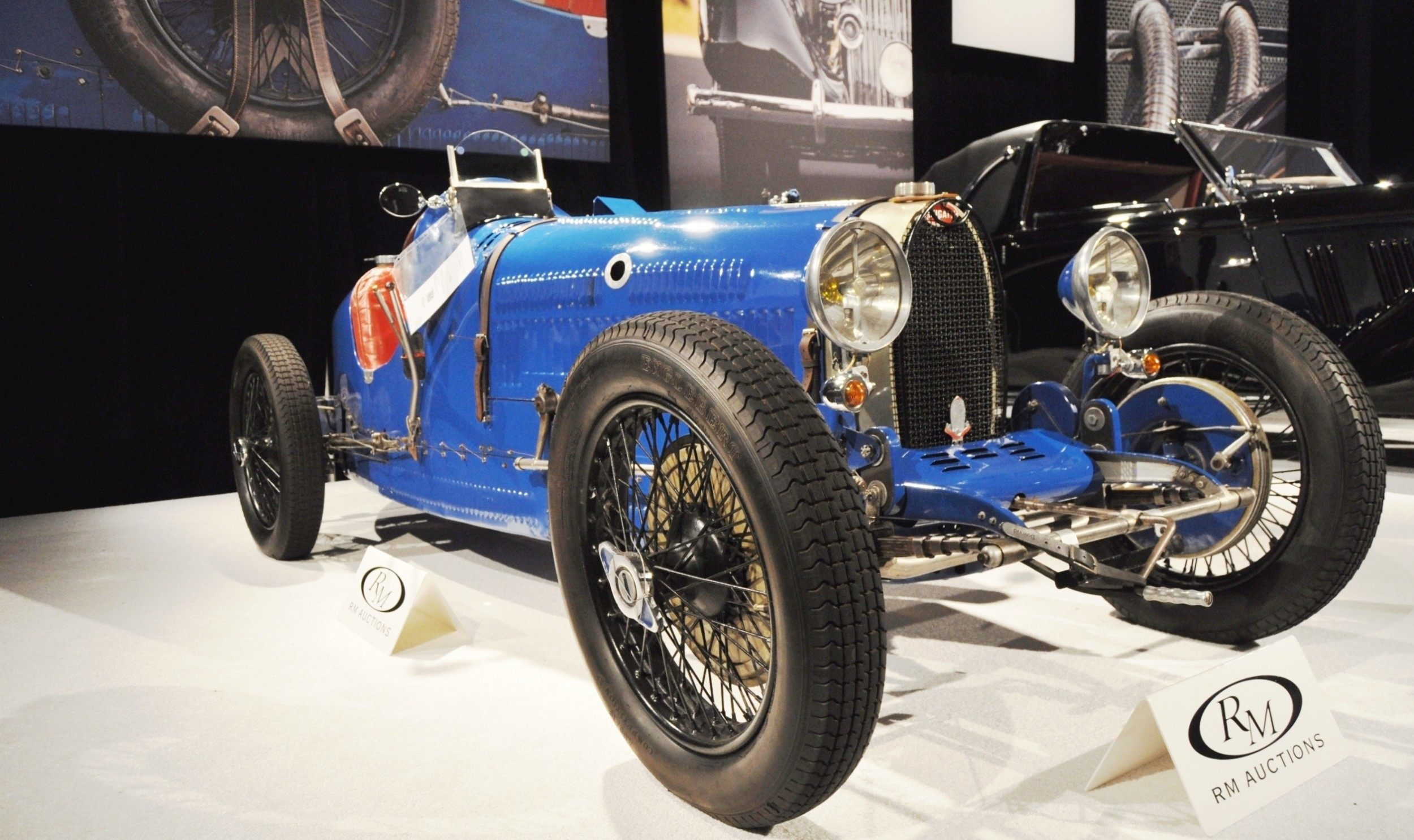 1928 Bugatti Type 37A Grand Prix Supercharged-- $962,000 at RM Auctions Amelia 2014 -- 45 Original Photos 1