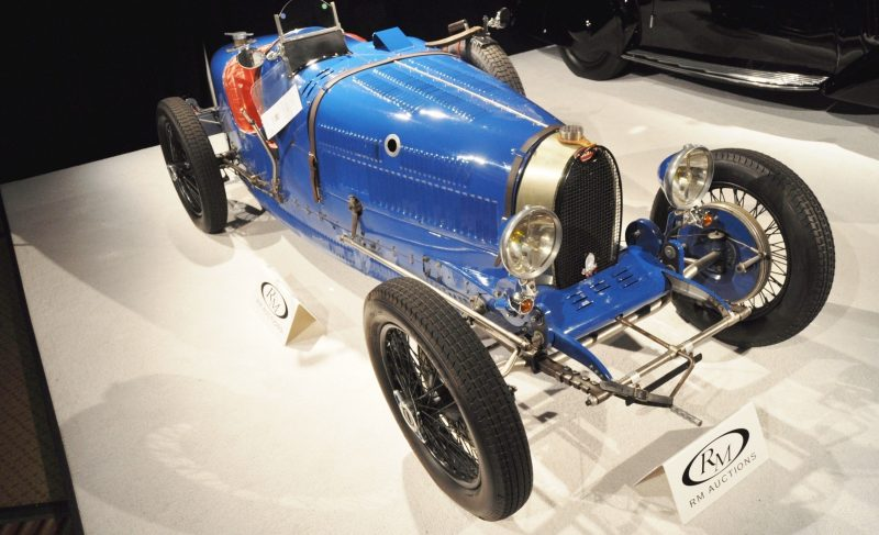 1928 Bugatti Type 37A Grand Prix Supercharged-- $962,000 at RM Auctions Amelia 2014 -- 45 Original Photos 12