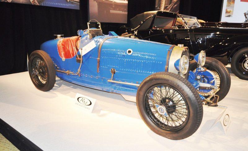 1928 Bugatti Type 37A Grand Prix Supercharged-- $962,000 at RM Auctions Amelia 2014 -- 45 Original Photos 13