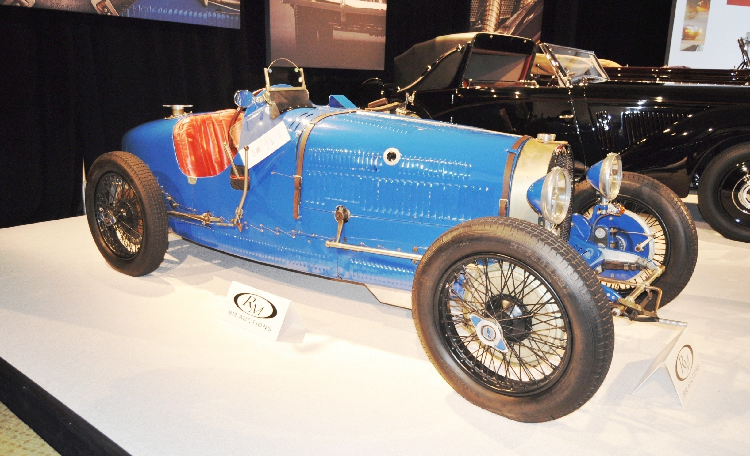 1928 bugatti type 37a grand prix supercharged 962 000 at rm auctions amelia 2014 45. Black Bedroom Furniture Sets. Home Design Ideas
