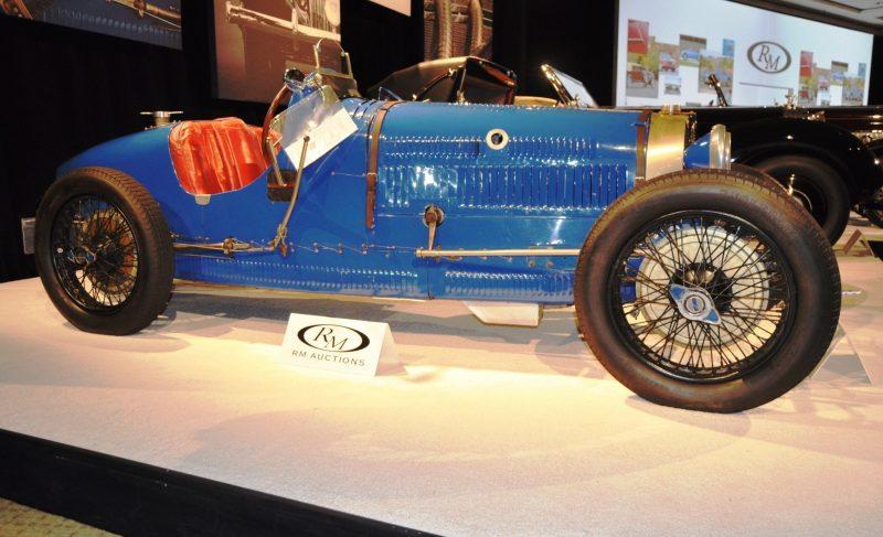 1928 Bugatti Type 37A Grand Prix Supercharged-- $962,000 at RM Auctions Amelia 2014 -- 45 Original Photos 14