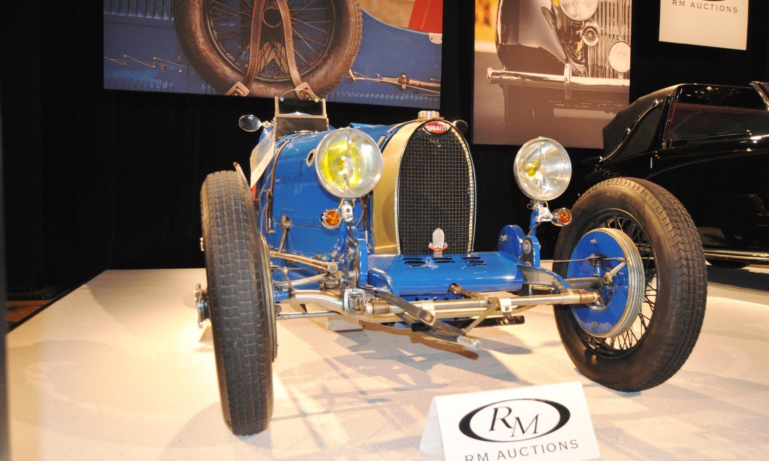 1928 Bugatti Type 37A Grand Prix Supercharged-- $962,000 at RM Auctions Amelia 2014 -- 45 Original Photos 2